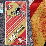 NFL San Francisco 49ers  Beach  Towel  Bath Towel -Diagonal Logo