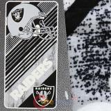 NFL Oakland Raiders  Beach  Towel  Bath Towel -Diagonal Logo