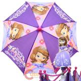 Disney Sofia The First Kids Umbrella with 3D Figure Handle