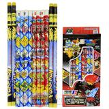 Nintendo Pokemon Pikachu Pencil Set -10pc
