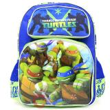 "TMNT  Ninja Turtles 16"" Large School Backpack  Book Bag- Tough Guys"