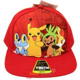 Pokemon XY Youth  SnapBack Hat Trucker Flat Bill Cap