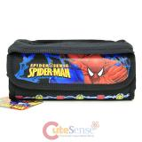 Marvel Spider Man  Pencil Case Stationery Pouch Bag - Black