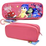 Disney Inside Out Zippered  Pencil Case Pouch Bag - Pink