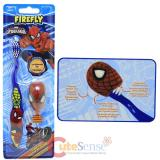 Marvel Spiderman Toothbrush with Cap