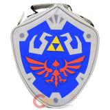 Nintendo Legend of Zelda Link 3D Shield Insulated Cooler Lunch Bag Costume Bag