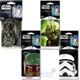 Star Wars Air Freshener 8pc Set - Darth Vader, Yoda, Boba Fett ,Storm Tropper