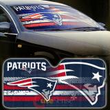 NBA  New England Patriots  Car Windshield  Front Window Sun Shade