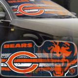 NBA  Chicago Bears  Car Windshield  Front Window Sun Shade