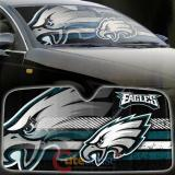 NBA  Philadelphia Eagles Car Windshield  Front Window Sun Shade