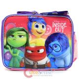 Disney Inside Out  School Lunch Bag Insulated Snack Bag -Emotion Pink