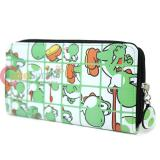 Nintendo Super Mario Yoshi  Large Zip Around Wallet