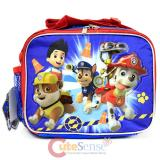 Nickelodeon Paw Patrol School Lunch Bag Insulated  Snack Bag -Ready Action