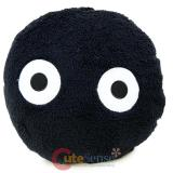 My Neighbor Totoro Dust Bunny  Soot Sprite Plush Cushion Pillow 13""