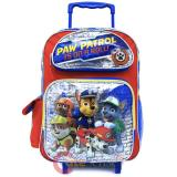 "Nickelodeon Paw Patrol Large School Roller Backpack 16"" Trolley Rolling Bag -On a Roll"