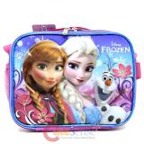 Disney Frozen Princess Elsa School Lunch Bag Insulated Snack Bag- Floral Flakes