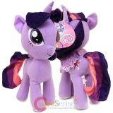 "My Little Pony Large Plush Doll 12"" Soft Stuffed Toy  - Twilight sparkle"