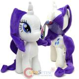 "My Little Pony Large Plush Doll 12"" Soft Stuffed Toy  -Rarity"
