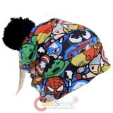 Marvel Kawaii All Over Heroes Print Beanie (Teen-Adult)