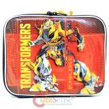TransFormers School Insulated Lunch Bag- BumbleBee On Your Marks
