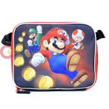 Nintendo Super Mario School Lunch Bag Insulated Box -Power Up