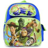 "Disney Toy Story Small School Backpack 12"" Book Bag - Infinity"
