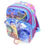 """Disney Inside Out 16"""" School Backpack Large Book Bag ..."""
