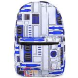 Star Wars R2D2 Sublimated Large School Backpack