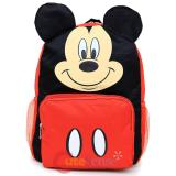 "Disney Mickey Mouse with Ear School Backpack 14"" Bag"