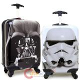 Star Wars ABS Rolling Luggage ,Trolley Bag, Hard Suit Case -Darth Vader Storm Tropper