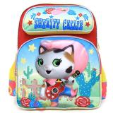 "Disney Sheriff Callie Wide West 14"" School Backpack Medium  Book Bag"