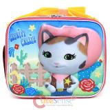 Disney Sheriff Callie Wide West  School Lunch Bag Insulated  Snack Bag