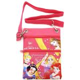 Disney Princess Passport Bag Body Shoulder Cross Bag
