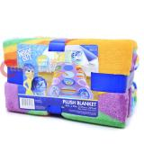 "Disney Inside Out Raschel Plush Blanket -Oversize 62""x90"""