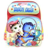 "Disney Sheriff Callie Wide West 16"" School Backpack Large Book Bag"