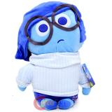 Disney Inside Out Sadness Jumbo Plush Doll Bedding Cuddle Pillow