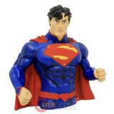 Superman  Bust Figure Coin Bank