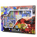 Pokemon XY Stationary Gift  Box 26pc Set