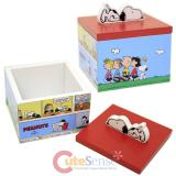 Peanuts Snoopy Wooden Trinket Jewelry Box