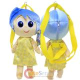 Disney Inside Out Joy Plush Doll Backpack Pillow Cushion