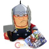 Marvel Avengers Thor Plush Doll 7in Square Flat Plush