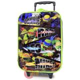 TMNT Ninja Turtles Pilot Case Rolling Luggage Suite Case Travel Bag