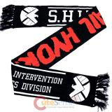 Marvel Comics Agents of Shield Hydra Jacquard Scarf