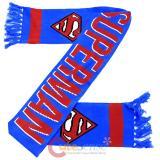 DC Comics Superman Logo Jacquard Scarf