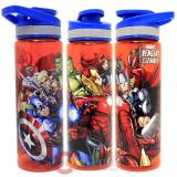 Marvel Avengers Clear 25 Oz Tritan Water Bottle