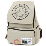 My Neighbor Totoro Canvas Large School Backpack