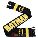 DC Comics Batman Logo Jacquard Scarf