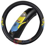 Despicable Me Minion Auto Car Steering Wheel Cover
