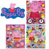 Peppa Pig Stickers Set of 3