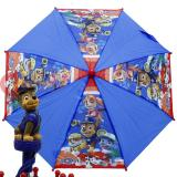 Nick Paw Patrol  Kids Umbrella with 3D Chase Figure Handle